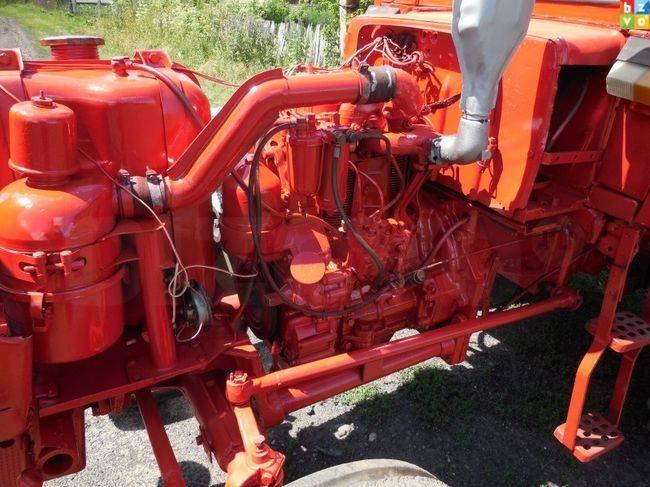 двигатель т-25