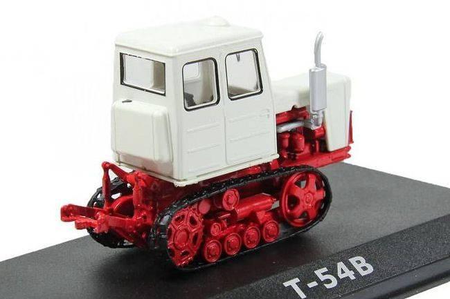 трактор т-54в