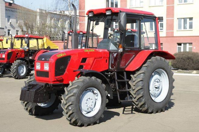 Трактор  Беларус-1025.2  - belarus-tractor.com