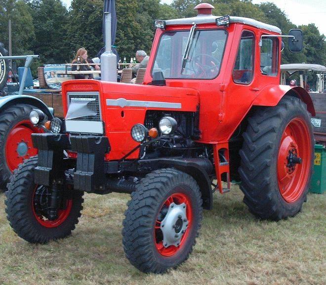 трактор-мтз-50