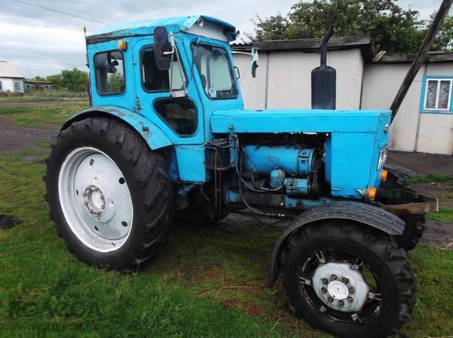 трактор 40 тех характеристики
