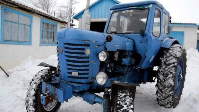 трактор беларус 50