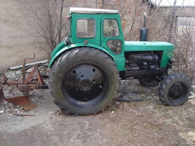 трактор т 40 технические