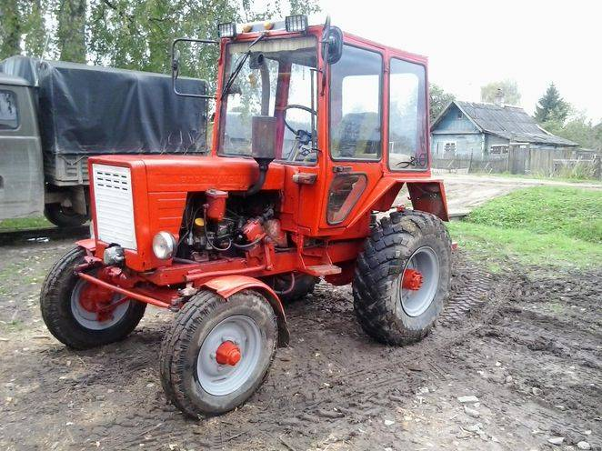 трактор-25