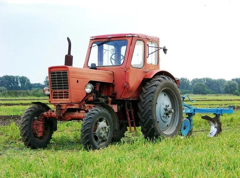 Трактор Беларус 52