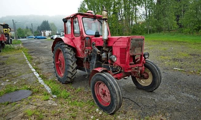 Трактор мтз 60