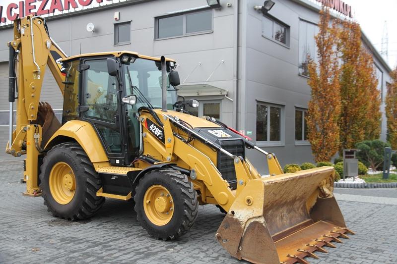 Новый трактор кат 428ф2