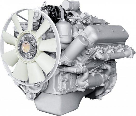 двигатель акрос 530