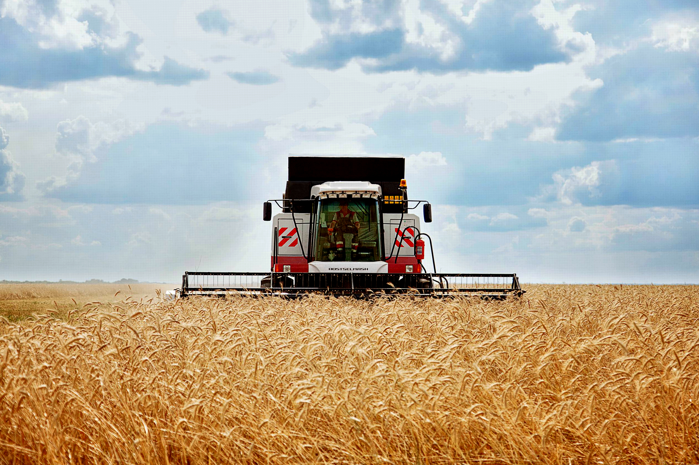 комбайн зерноуборочный Acros 550